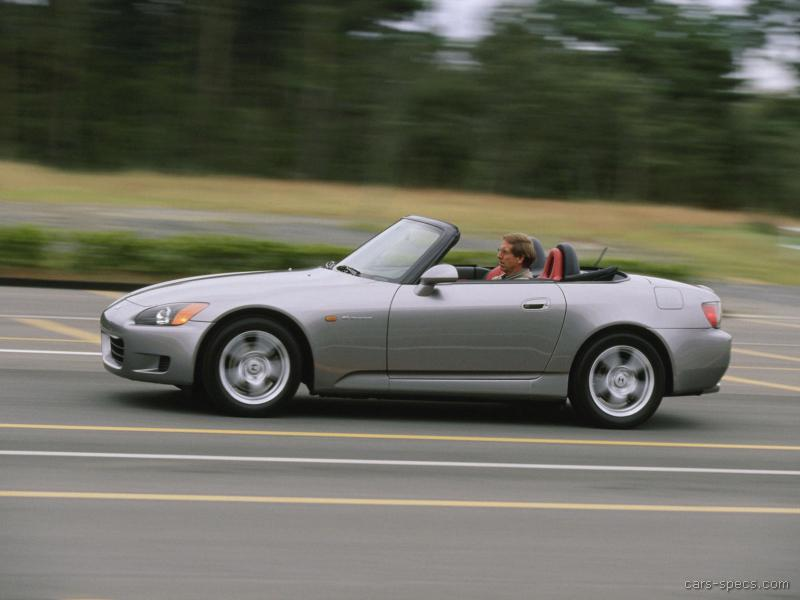2003 Honda S2000 Convertible Specifications Pictures Prices
