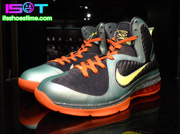 Upcoming Nike LeBron 9 8220Cannon8221 469764004 New Pics