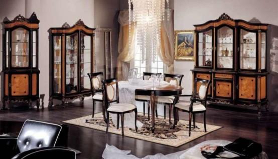Elegant Classic Dining Room Furniture-classic models-