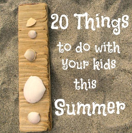 20 summer ideas thumbnail