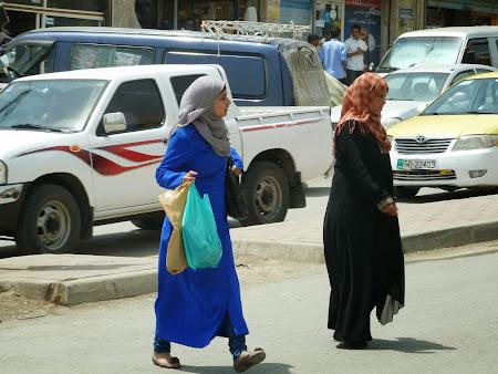 Tinuta femeilor Iordania