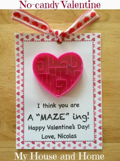 handmade valentine #valentine