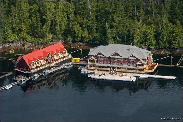 فنادق كندا