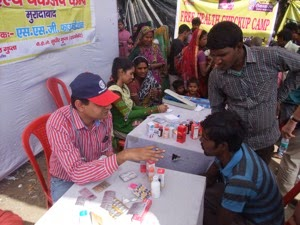 Rag Pickers Health Camp 2