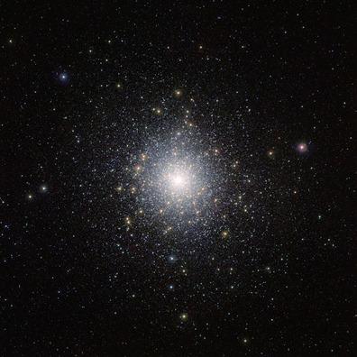 aglomerado estelar 47 Tucanae