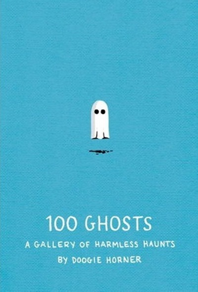 100 ghosts a gallery of harmless haunts book review doogie horner