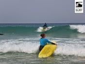 Von Posern und Surfern: Surfkursbilder vom 27.09.2014