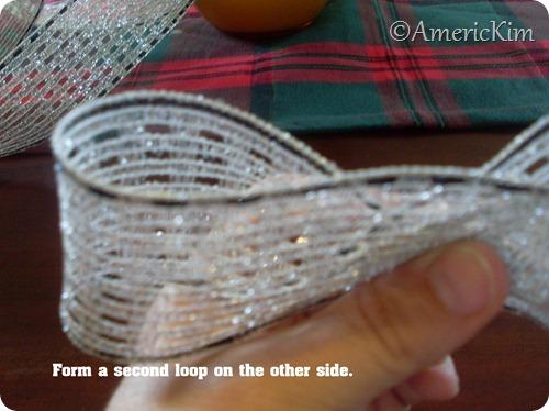 Christmas Bow DIY-2