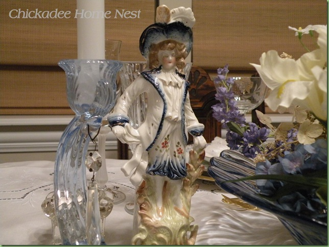 Little Boy Blue Spring Tablescape27