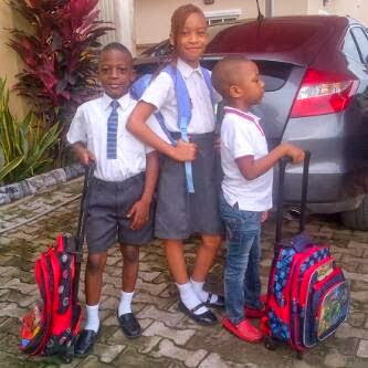 yul edochie children