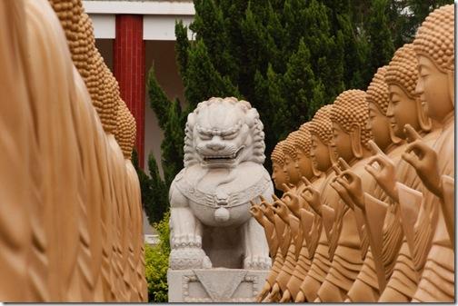 Templo Budista - Roberta Martins