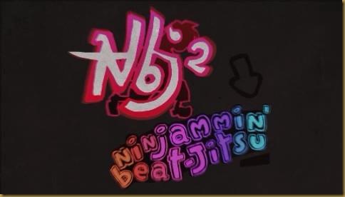Ninjammin Beat-Jitsu タイトル