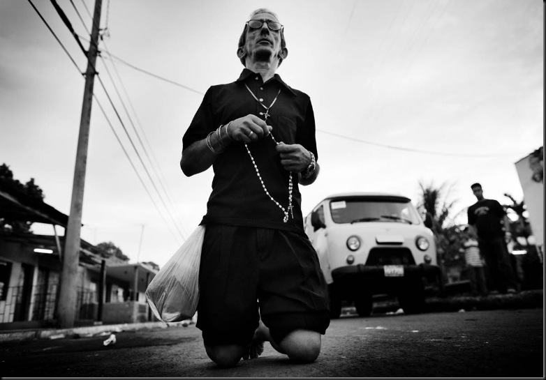San Lazaro's Cult