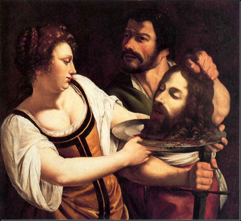 Artemisia Gentileschi - Tutt'Art@  (1)