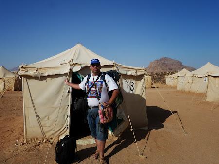 Cort in Wadi Rum