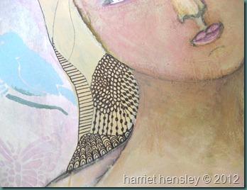 close up doodle