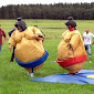 Sumo Wrestling Near South Queensferry