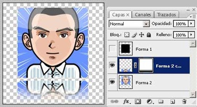 Crear avatar 2.0 con Photoshop