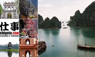 Exibir Pacote Vietnã