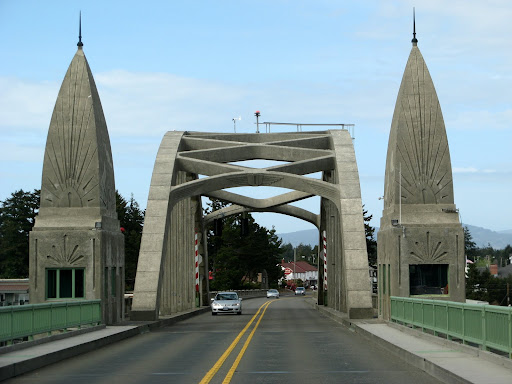 Siuslaw River Bridge, Florence