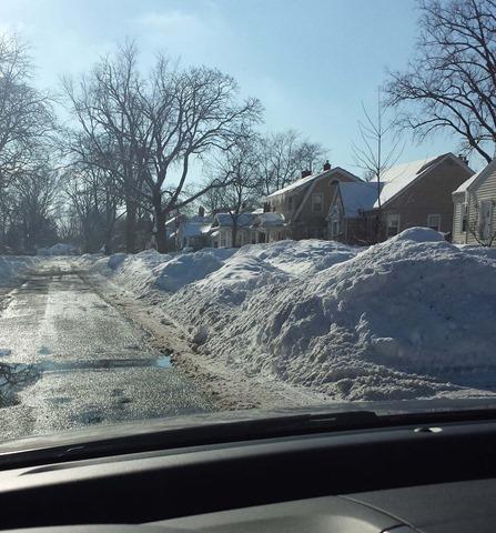 Snowmageddon Ohio