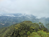 The views from Puncak Serendit on Gunung Ranai (Dan Quinn, September 2013)