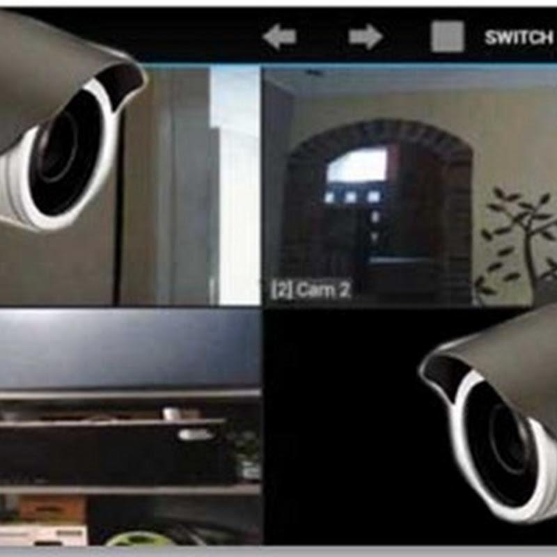 Merancang CCTV Murah Dengan Ponsel Android