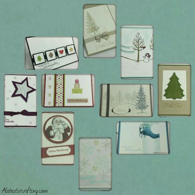 alabaster crafting weihnachtskarten i 2014 christmas cards i 2014. Black Bedroom Furniture Sets. Home Design Ideas