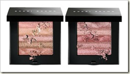 Bobbi Brown Rose Gold Spring 2012 - shimmerbricks