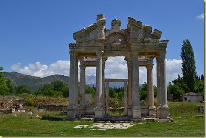 Aphrodisias North East Gate 1