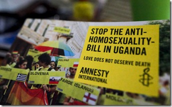 Stop the Anti-Homosexuality Bill in Uganda