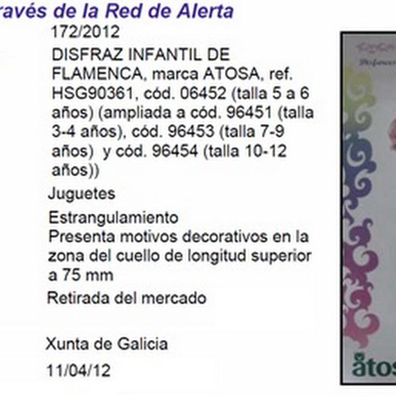 Alerta: Disfraz de Flamenca