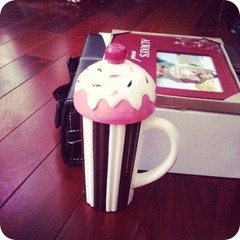 Cupcake Mug