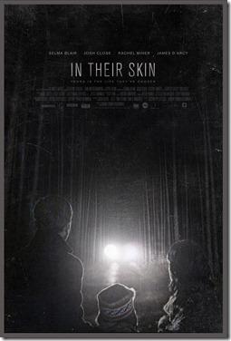 in the skin