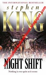 Night Shift - The Mangler by Stephen King