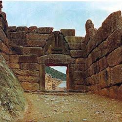 10 - Puerta de los Leones de Micenas