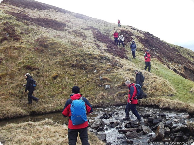 walkers crossing east whiteley burn