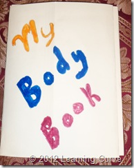 My Body Book 001