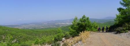 Mumcular valley view