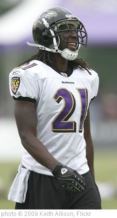 'Lardarius Webb' photo (c) 2009, Keith Allison - license: http://creativecommons.org/licenses/by-sa/2.0/