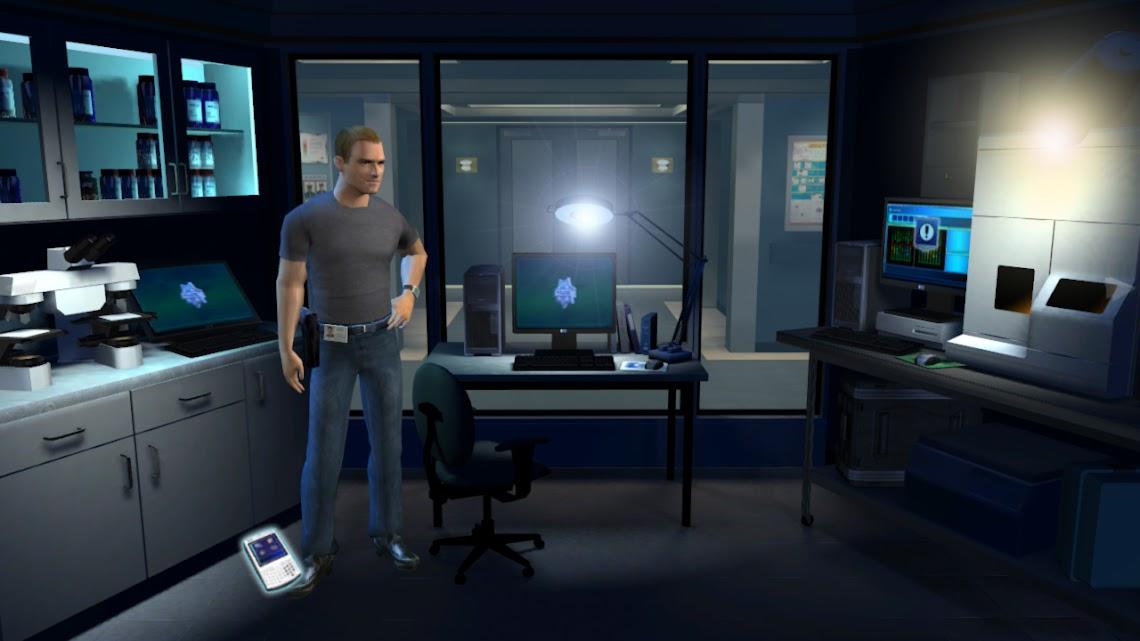 Ubisoft discover CSI: Hard Evidence