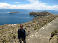 Isla del Sol, Lake Titicaca