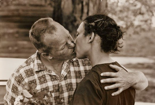 Mildred e Richard Loving