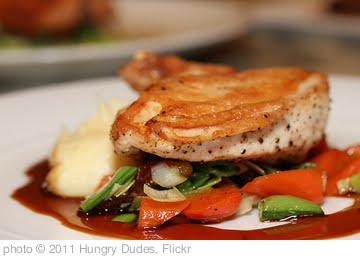 '(Wolfgang Puck Grille) Roasted Chicken Breast (2)' photo (c) 2011, Hungry Dudes - license: http://creativecommons.org/licenses/by/2.0/