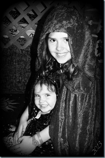 cloaks girls 1