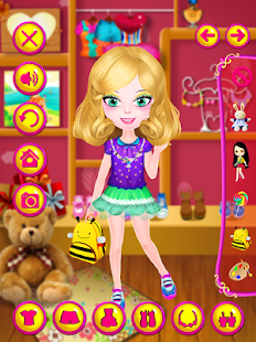 Little Princess Salon APK 1.1.8 - Free Casual Games for Android - 웹