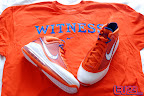 nike air max lebron 7 pe hardwood orange 4 09 Yet Another Hardwood Classic / New York Knicks Nike LeBron VII