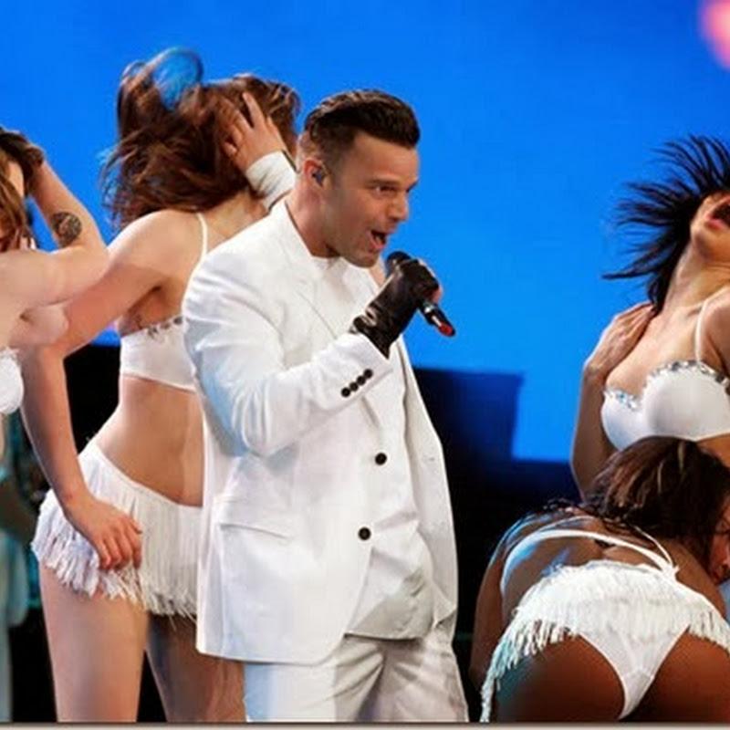 Viña del Mar 2014: Ricky Martin reafirma que es el rey del pop latino