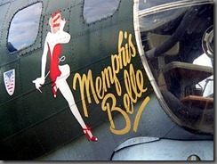 MemphisBelleNoseArt
