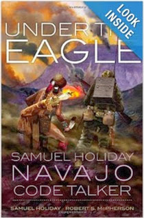 Book-Navajo Code Talker